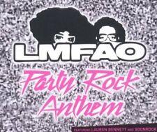 LMFAO + Maxi-CD + Party rock anthem (2011; 2 tracks, feat. Lauren Bennett, Go...