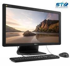 """LG Chromebase 22CV241 21.5"""" Screen Dual Core,2GB,16GB All-in-One NETFLIX Youtube"""