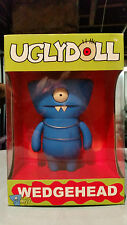 UGLYDOLL Wedgehead CRITTERBOX Kaiju MONSTER Dunny Vinyl David Horvath Sun Kim