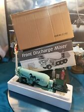 FRONT DISCHARGE MIXER FIRST GEAR 1st19-2902 ROHRE'R.Q.  BEAUTIFUL 1/34 scale