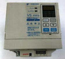 YASKAWA VS MINI  DIGITAL OPERATOR JVOP-120 CIMR-XCBA40P7 3PH 400V 0.75kW CB