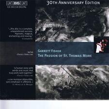 CD BIS GARRETT FISHER - THE PASSION OF ST THOMAS MORE