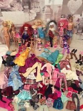 Large Job Lot Assorted Dolls Clothes Shoes & Accessories