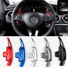 Steering Wheel Aluminum Shift Paddle Shifter Extension For Mercedes-Benz C-class