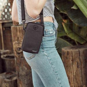 Crossbody Waist Pack Phone Bag w/ Shoulder Strap for Samsung S21 S20 Note 20 10