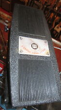 Vintage 1970s Electro Harmonix Crying Tone Wah Wah Pedal Sounds Fantastic Rare!!