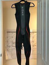 Roka Mens Maverick Elite Sleeveless Wetsuit (never used) Size Xs