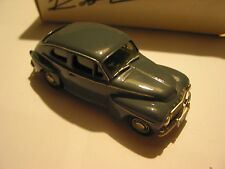 BROOKLIN MODELS A. ROBEDDIE VOLVO PV544 NO.6 1963  SCALE 1/43