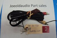 JVC QL-F61/QL-A200 Turntable RCA Plug/Cartridge Interface Board. Parting QL-F61
