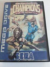 Eternal Champions - Sega Mega Drive PAL