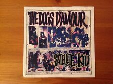 THE DOGS D'AMOUR 1989 vinyl 45rpm single SATELLITE KID
