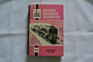 IAN ALLAN ABC COMBINED VOLUME WINTER 1956/57 (MARKED)