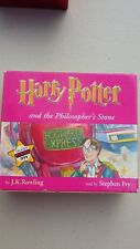 harry potter and the philosophers stone audio cd