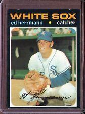 1971 Topps 169 Ed Herrmann EX #D112941
