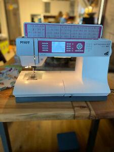 Pfaff quilt expression 4.0 - Nähmaschine mit extragroßer Nähfläche