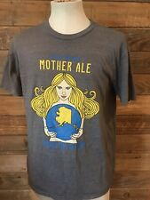 Denali Brewing Talkeetna Alaska Mother Ale T-shirt Men's Large
