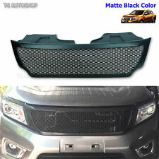 Black Net Front Grill Grille For Nissan Frontier Navara D23 Np300 2015 2016