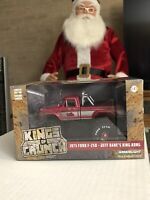 Greenlight 1/43 Kings of Crunch KING KONG (PINK CHASE) 1975 Ford F-250 Monster