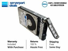 "Dell Compatible 342-2340 3TB 7.2K RPM SAS 6Gb/s 64MB 3.5"" OEM HDD"