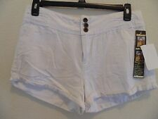 DOLLHOUSE SIENNA WHITE  SHORTS - SIZE:13 - NWT