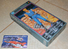 The Combatribes by Technos Double Dragon Super Famicom * BRAND NEW Imp *