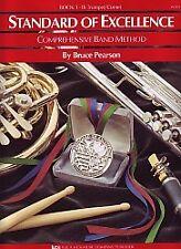 STANDARD OF EXCELLENCE 1 Trumpet/Cornet*