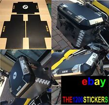 BMW R1200 KIT PROTECTION PROTEZIONI BORSE, TOP CASE, PANNIERS- THE1200STICKERS