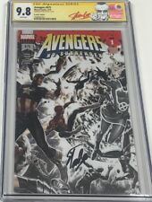 Avengers #675 Premiere Variant 1st Valerie Vector Signed by Stan Lee CGC 9.8 SS
