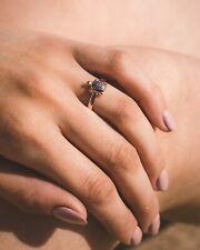 14k Rose Gold Turtle Ring - Size 6
