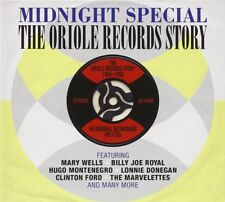 Midnight Special - The Oriole Records Story 1956-1962 2CD NEW/SEALED