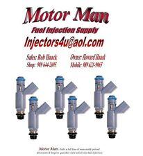 Motor Man - (6) Reman Denso Fuel Injector Set Lincoln LS 3.0L V6 3W4E-A7A