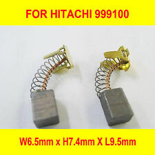 Carbon Brushes For Hitachi 999100 DH18DSL DH24DVC WH18DSC DH14DL DH14DMR DH18DL