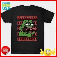Mens Pepe The Frog Funny Parody Meme Funny Gift T Shirt 2