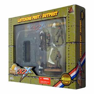 21st Century Toys Ultimate Soldier 32X Listening Post / Outpost - 1:32 WWII THG