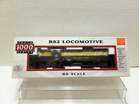 Life-Like Proto 1000 54' SBD Diesel Locomotive - Brown/Yellow 30714