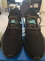 Mens Adidas POD S3.1 AQ1059 Core Black White Size 13