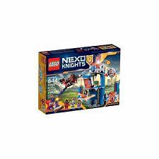 Lego Nexo Knights Merlok's Library 2.0 # 70324 288 Pieces New & Sealed