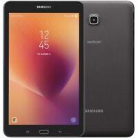 "Samsung Galaxy Tab E 8"" T378V Verizon Unlocked Wi-Fi 4G LTE Tablet 32GB Grey LN"