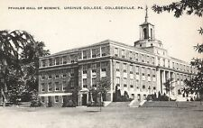 Pfahler Hall of Science at Ursinus College in Collegeville PA OLD