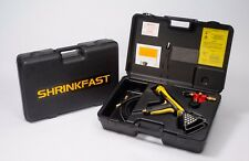 Shrinkfast MZ609 Shrink Fast Propane 50k BTU Wrap Film Heat Gun For Smaller Jobs