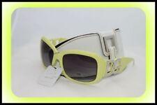Gafas de sol de mujer verde, con 100% UV400