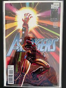 The Avengers 12 Vol. 4 High Grade Marvel Comic Book D34-164