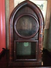 E. N. Welch Beehive Clock Case for Parts or Restoration