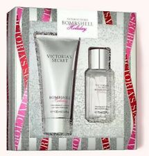 Victoria Secret BOMBSHELL HOLIDAY Perfume Fragrance Body Mist & Lotion Gift Set