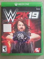 WWE 2K 19 - Xbox One Game In Case