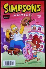 Simpsons Comics (2013) #198 - Newsstand Variant - Comic Book - Bongo Comics