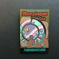 DLR - Framed Attraction Poster - 20,000 Leagues Under the Sea Disney Pin 25182