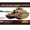 Tamiya 35274 British Main Battle Tank Challenger 2 (Desertised) 1/35