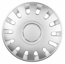 4x14'' Wheel trims fit VW Volkswagen Polo Golf Fox Lupo - 14'' brand new silver