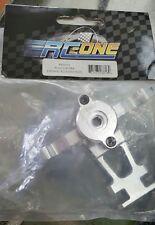 RC One IMX3616 Alum chrome steering assambly revo